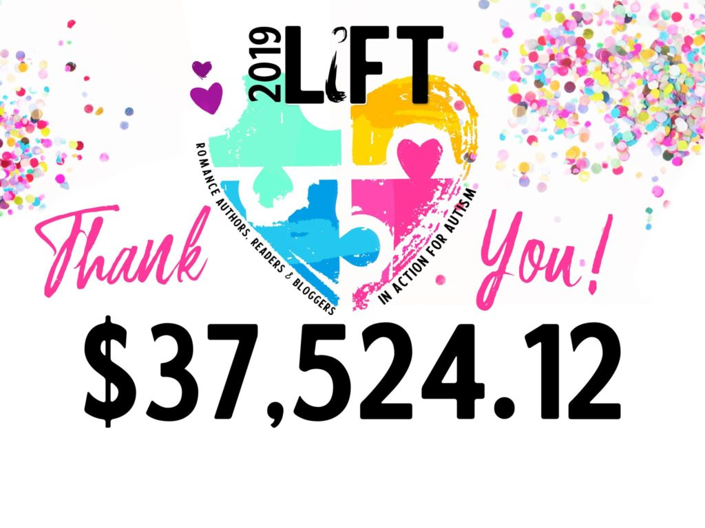 Lift 4 Autism 2019 Total is $37,524.12